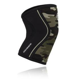 Rehband - Rx Knee Support 7mm, Camo - Polvituet - 06316 - 1