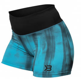 Better Bodies - Grunge Shorts, Aqua - Better Bodies topit - 06366 - 1