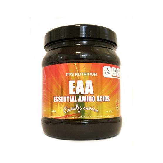 EAA Candy, 400g.PPS Nutrition - Eaa - 02676 - 1