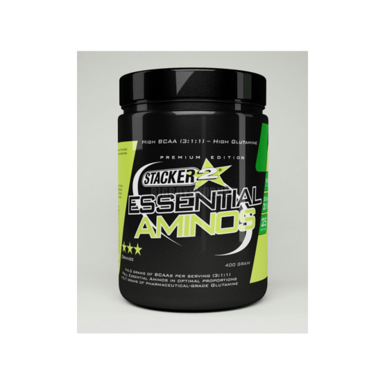 Essential Aminos 400g.Stacker2 - Eaa - 00506 - 1
