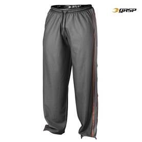 GASP - Mesh Panel Pants, Black - GASP housut - 01407 - 1