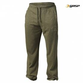 GASP - Throwback Straight Pant, Wash Green - GASP housut - 02107 - 1