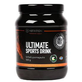 Ultimate Sports Drink 500g.M-Nutrition - Keskinopeat hiilihydraatit - 01457 - 1