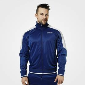 Better Bodies - Brooklyn Track Jacket, Navy - Better Bodies hupparit ja takit - 06027 - 1