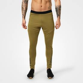 Better Bodies - Brooklyn Gym Pant, Military Green - Better Bodies housut - 06237 - 1