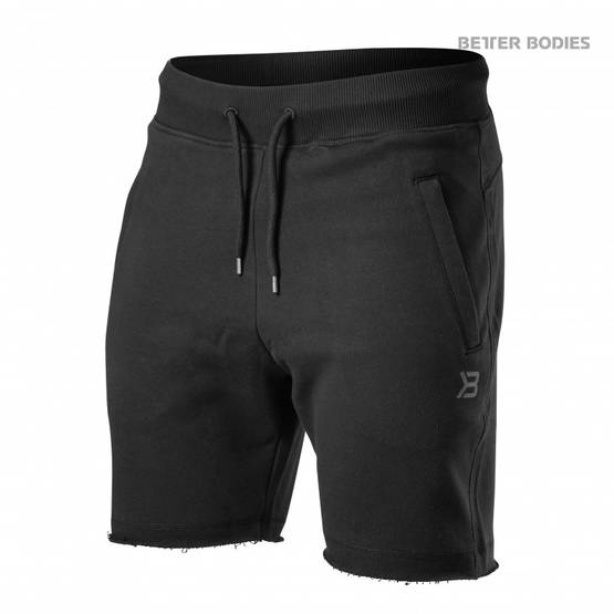 Better Bodies Hudson Sweatshorts treenishortsit - Better Bodies shortsit - 02517 - 1