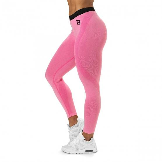Better Bodies - BF Curve Tights, Pink - Better Bodies housut - 06197 - 1