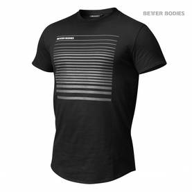 Better Bodies - Brooklyn Tee, Black - Better Bodies t-paidat - 02448 - 1