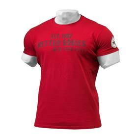 Better Bodies - Graphic Logo Tee, Jester Red - Better Bodies t-paidat - 00668 - 1