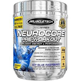 Neurocore Pro Series, 50 servings.MuscleTech - Ennen treeniä - 02258 - 1
