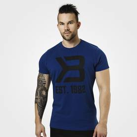 Better Bodies - Washington Tee, Navy - Better Bodies t-paidat - 06048 - 1