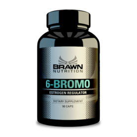 6-Bromo 50mg 90 kaps.Brawn Nutrition - Lihaskasvu - 00789 - 1