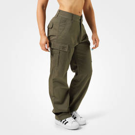Better Bodies - Bowery Cargos, Wash Green - Better Bodies housut - 07049 - 1