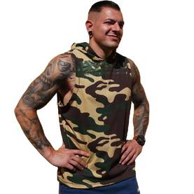 Brachial - Tank Top TRAIN, Camo - Brachial tank topit - 02769 - 1
