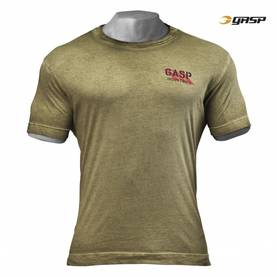 GASP - Standard Issue Tee, Military Olive - GASP t-paidat - 02469 - 1