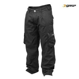 GASP - Street Pant, Wash Black - GASP housut - 00979 - 1