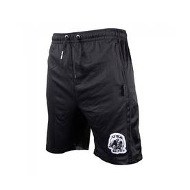 Gorilla Wear - GW Oversized Athlete Shorts, Black - Gorilla Wear shortsit - 01929 - 1