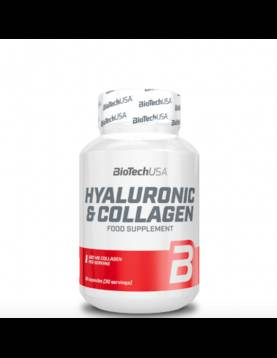 Hyaluronic & Collagen Biotech USA kollageeni - Vitamiinit - 01879 - 1