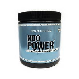 NooPower, 50 servings.PPS Nutrition - Ennen treeniä - 02229 - 1