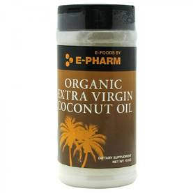 Organic Extra Virgin Coconut Oil 473ml.E-Pharm - MCT - 00699 - 1