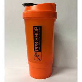 PPS-Shop - 500ml Shaker, Orange - Shakerit - 02479 - 1