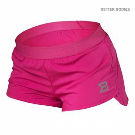 Better Bodies - Madison Shorts, Hot Pink - Better Bodies shortsit - 06339 - 1