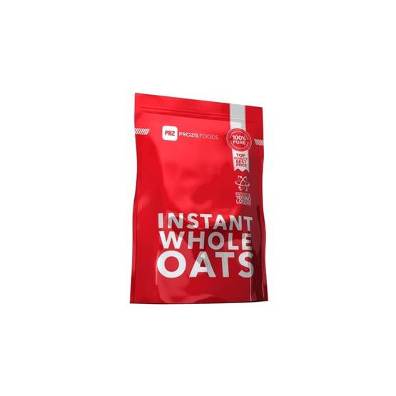 Prozis Foods - Instant Whole Oats Powder, 1250g - Hitaat hiilihydraatit - 02909 - 1